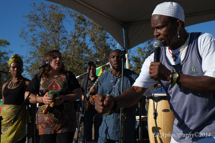 Lagos Roots performs at Umoja