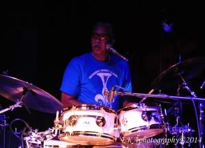 Legendary Drummer Zigaboo Modeliste