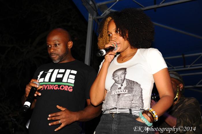 Marc Bamuthi Joeseph and Chinaka Hodge