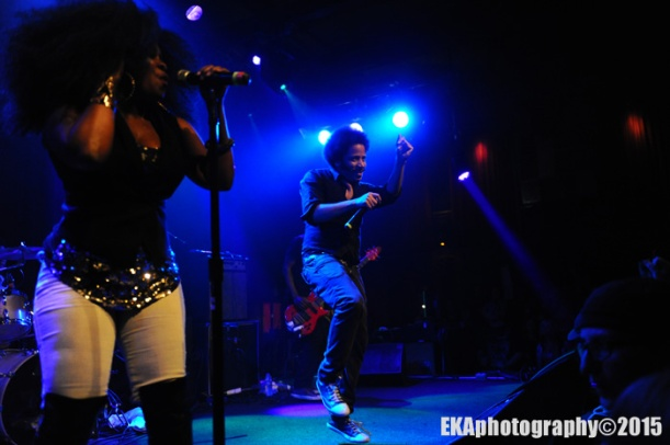 Silk-E  and Boots Riley