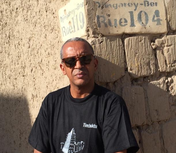 Filmmaker Abderrahmane Sissoko