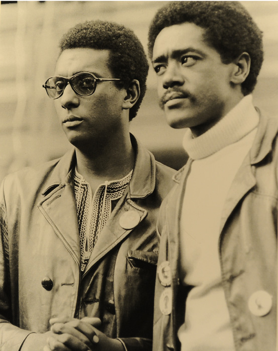 Bobby Seale And Huey Newton Why Black Art Matters ...