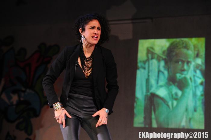 Naima Shalhoub as Tea Flake