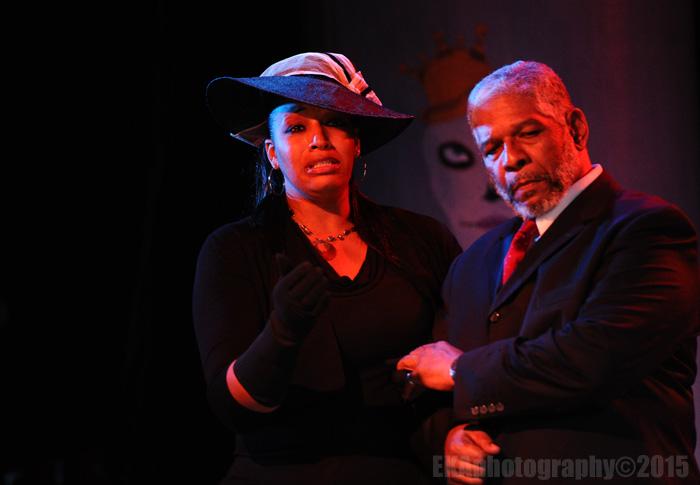 Jasmine Strange and Dwight Dean Mahabir