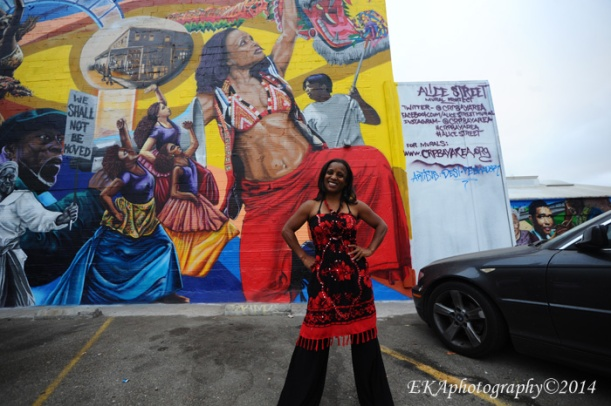 Carla S. Dancer, featured at the Sift & Uplift International Women's Day Celebration