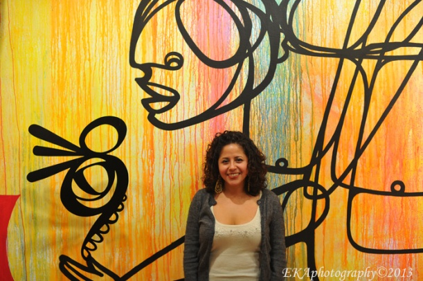 Artivist Favianna Rodriguez