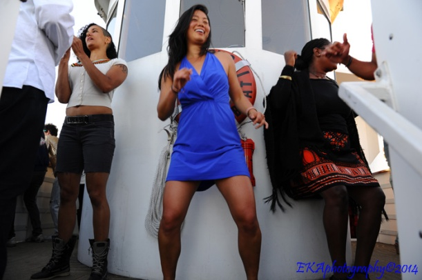 SKIN's boat parties offer Bay views and plenty of room to dance