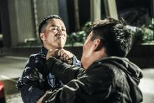 Donnie Yen and Wang Baoqiang