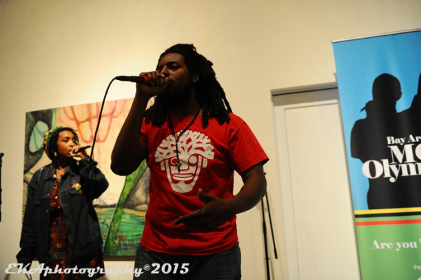 Mind Oakland's Najee Amaranth and Omi