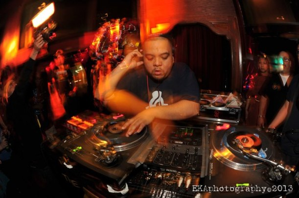 Shortkut spins at the 45 Sessions