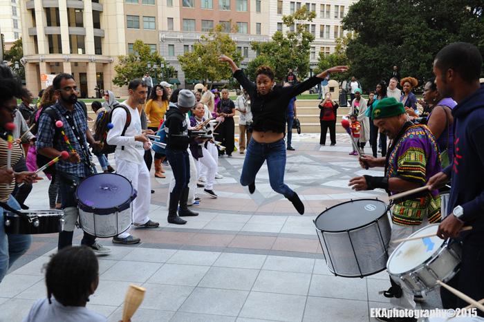 #SoulOfOakland rally at City Hall