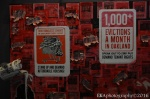 Community activism posters at OMCA.